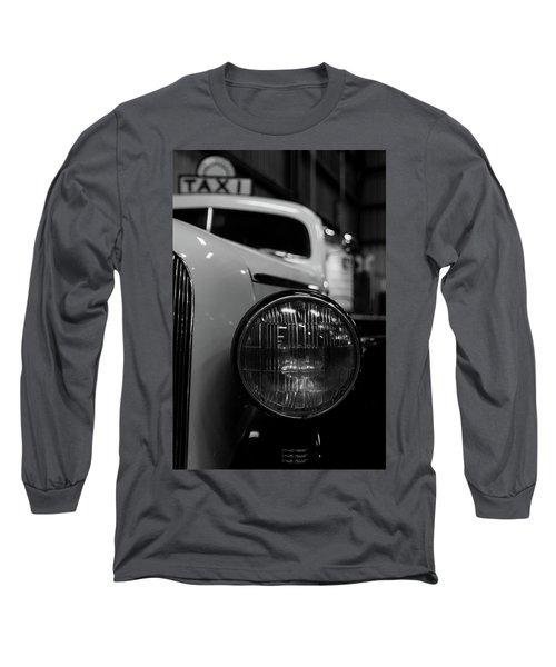 Bw Taxi Long Sleeve T-Shirt