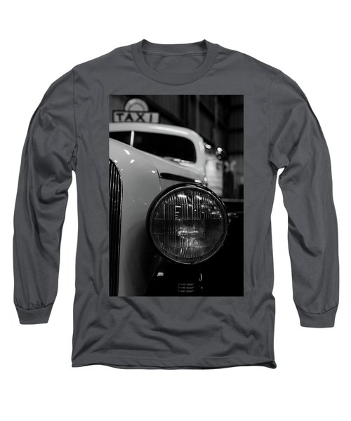 Bw Taxi Long Sleeve T-Shirt