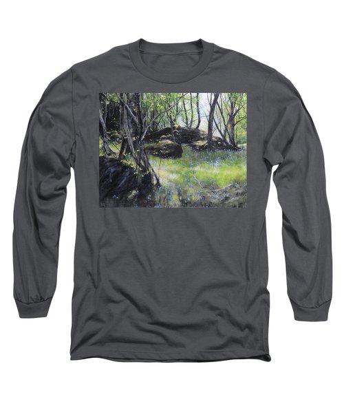 By The Farm Long Sleeve T-Shirt