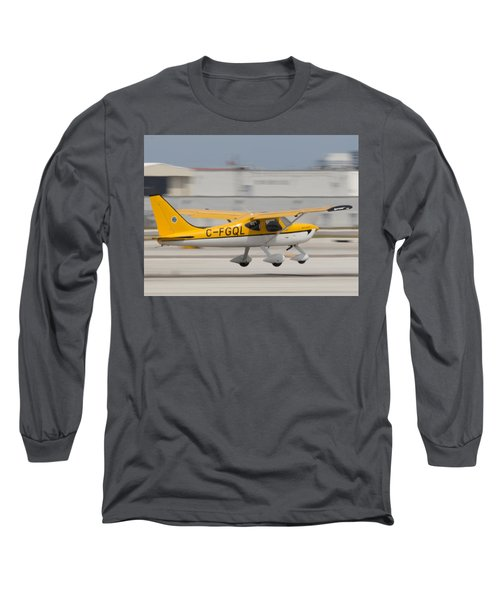 C-fgql Aircraft Long Sleeve T-Shirt