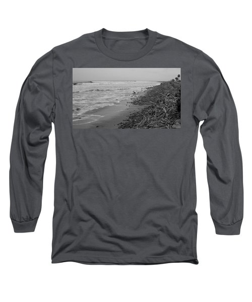 C Street Winter Long Sleeve T-Shirt by Mark Barclay