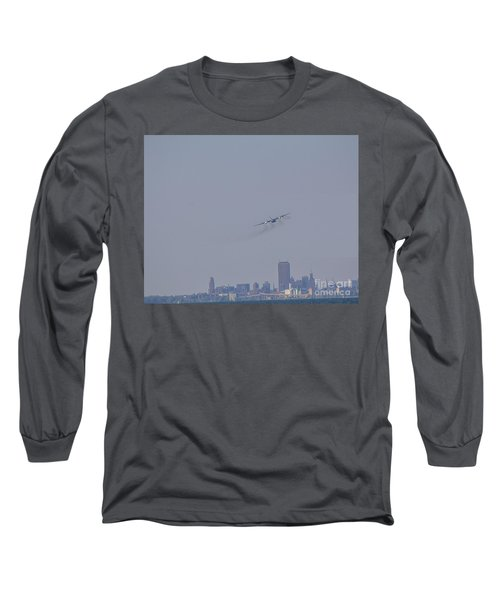 C130 Over Buffalo Long Sleeve T-Shirt