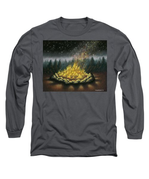 Campfire 01 Long Sleeve T-Shirt