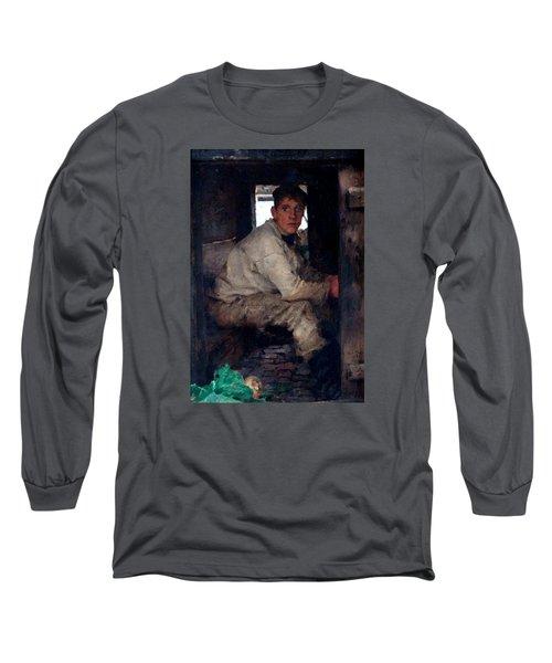 Cabin Boy Long Sleeve T-Shirt