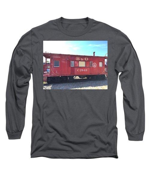 Caboose Long Sleeve T-Shirt