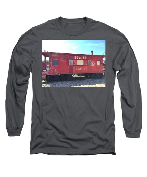 Caboose Long Sleeve T-Shirt