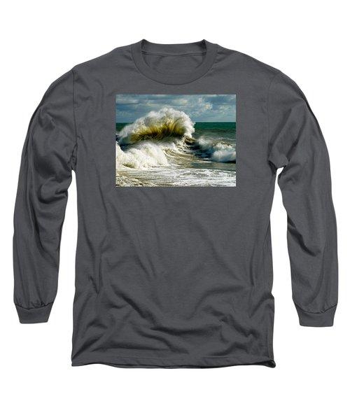 Cabrillo Shorebreak  Long Sleeve T-Shirt