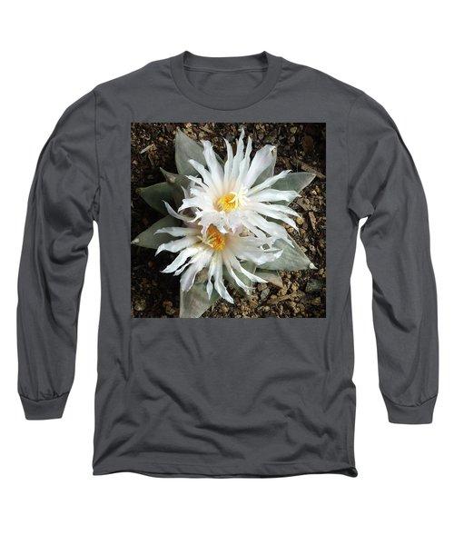 Cactus Flower 7 Long Sleeve T-Shirt