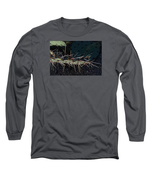Cactus San Tan 10 Long Sleeve T-Shirt