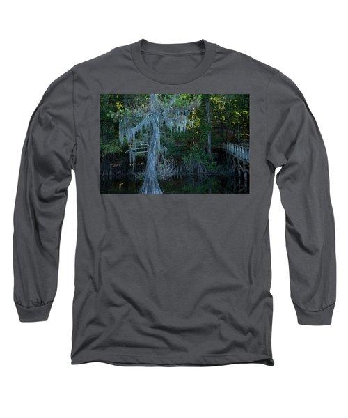 Caddo Lake #1 Long Sleeve T-Shirt
