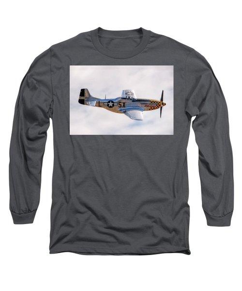 Cadillac Of The Sky  Long Sleeve T-Shirt