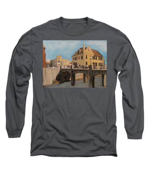 Cafe Hollander 1 Long Sleeve T-Shirt