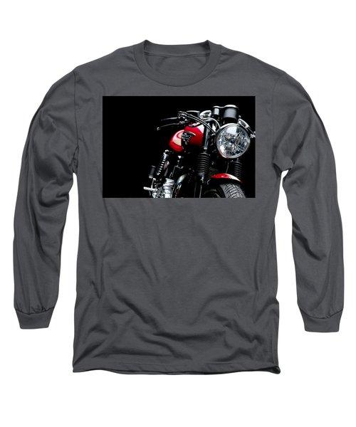 Cafe Racer Long Sleeve T-Shirt