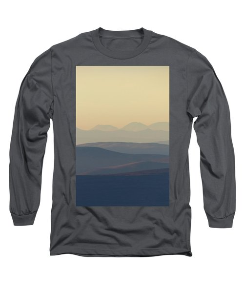 Cairngorms Sunset Long Sleeve T-Shirt