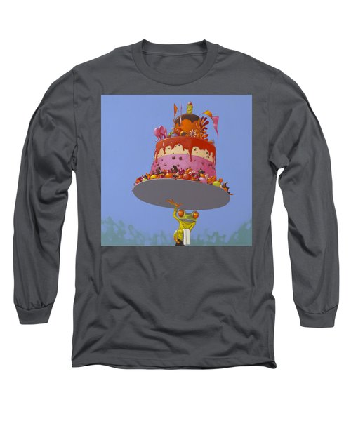 Cake Long Sleeve T-Shirt