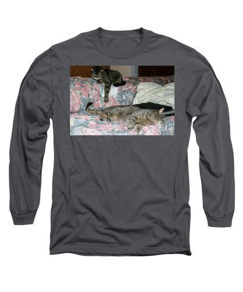 Cal-4 Long Sleeve T-Shirt