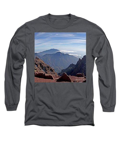Caldera De Taburiente-1 Long Sleeve T-Shirt