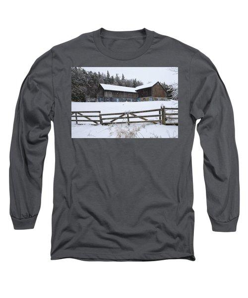 Caledon Farm Long Sleeve T-Shirt by Gary Hall
