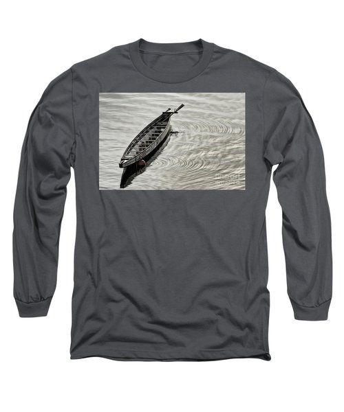 Calgary Dragon Boat Long Sleeve T-Shirt
