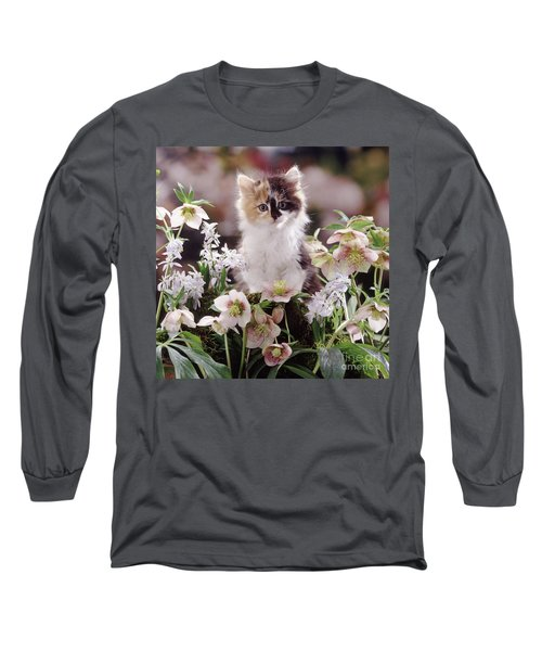 Calico And Scillas Long Sleeve T-Shirt