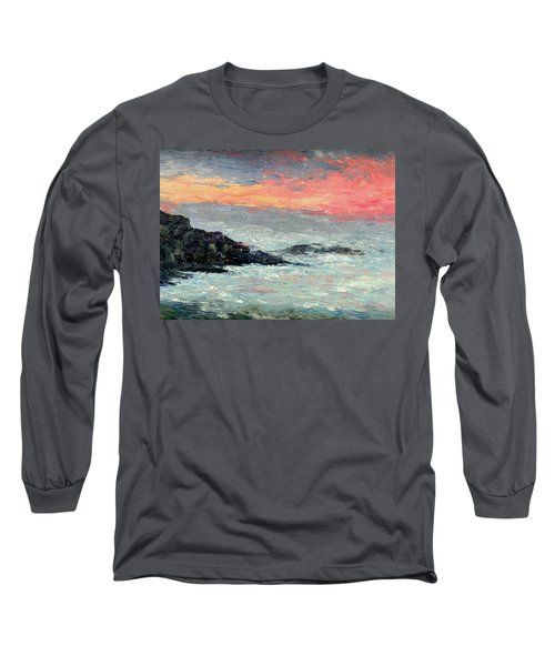 California Coast Long Sleeve T-Shirt
