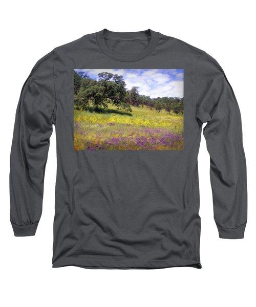 California Hills Long Sleeve T-Shirt