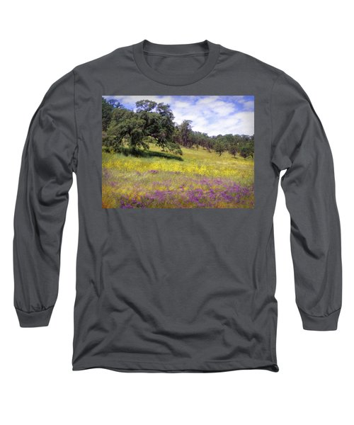 California Hills Long Sleeve T-Shirt