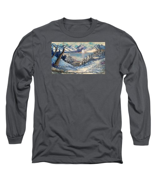 Call Of Eternal Spring Long Sleeve T-Shirt by Stacey Mayer