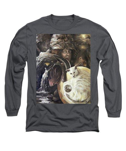 Call To The Spirits Long Sleeve T-Shirt
