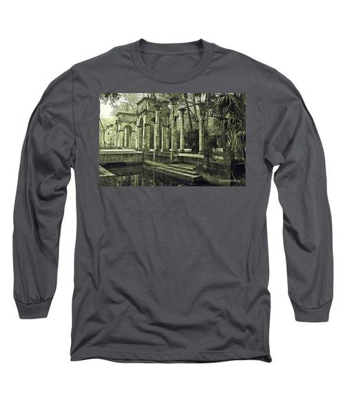 Calle Grande Ruins Long Sleeve T-Shirt