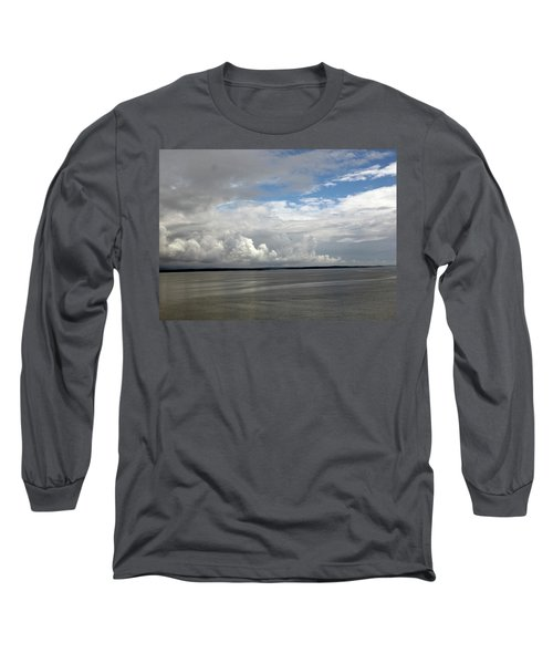 Calm Sea Long Sleeve T-Shirt