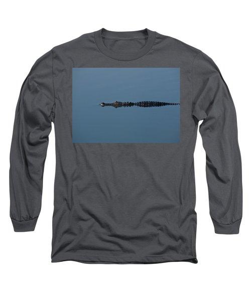 Calm Water Cruise Long Sleeve T-Shirt