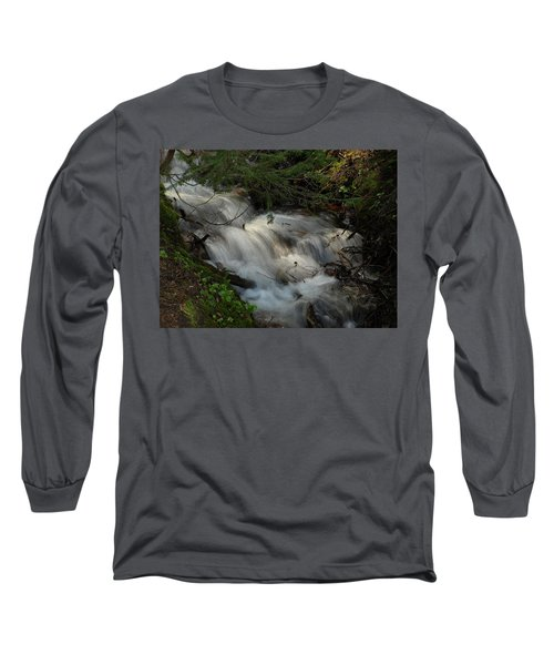 Calming Stream Long Sleeve T-Shirt