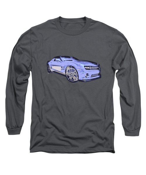 Camaro Hot Wheels Edition Long Sleeve T-Shirt