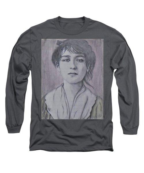 Camile Claudel Long Sleeve T-Shirt