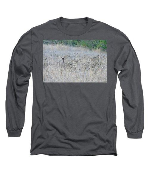 Camouflaged Long Sleeve T-Shirt