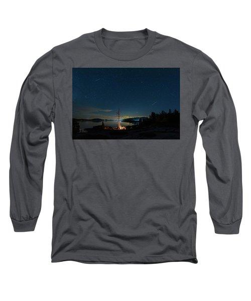 Campfire 1 Long Sleeve T-Shirt