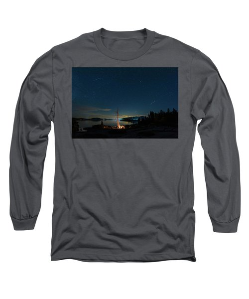 Campfire 1 Long Sleeve T-Shirt