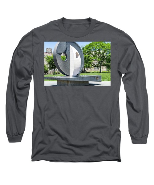 Campus Art Long Sleeve T-Shirt