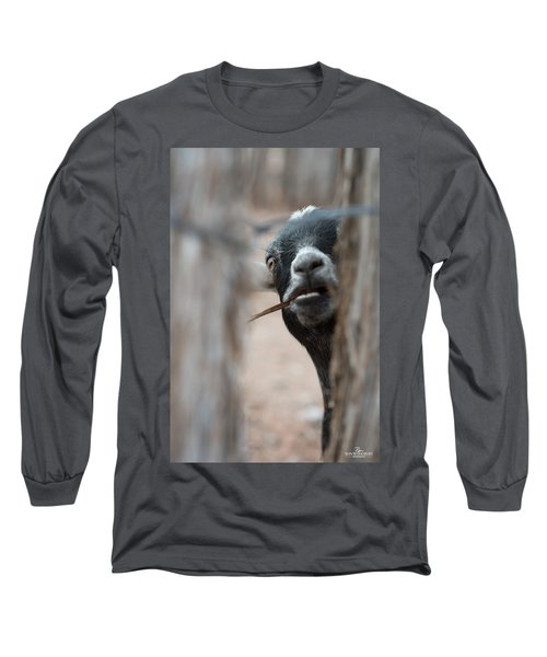 Can I Play? Long Sleeve T-Shirt