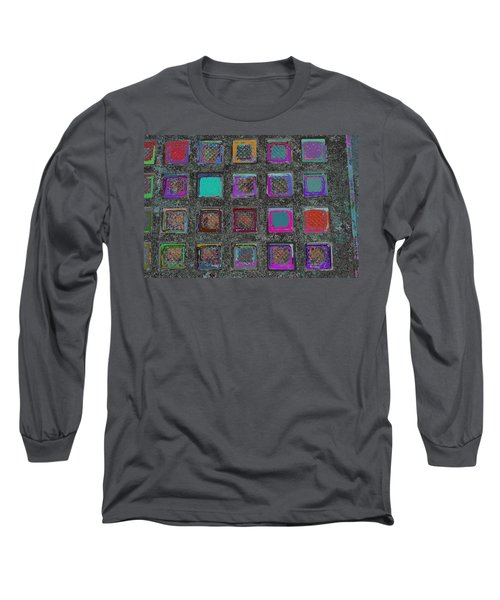 can U see from down there Long Sleeve T-Shirt