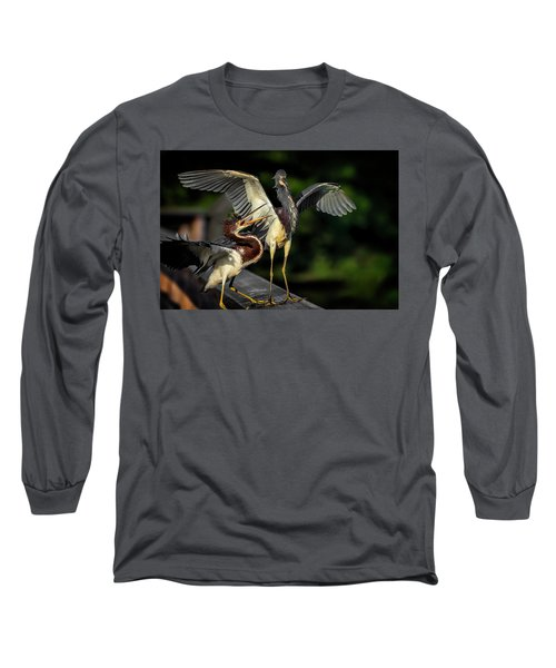 Can You Spare A Dime? Long Sleeve T-Shirt