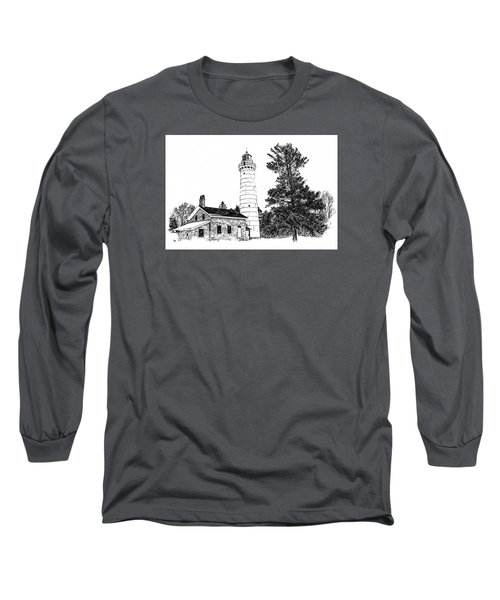 Cana Seldom Seen Long Sleeve T-Shirt by Jim Rossol