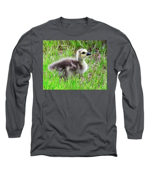 Canada Goose Gosling Long Sleeve T-Shirt