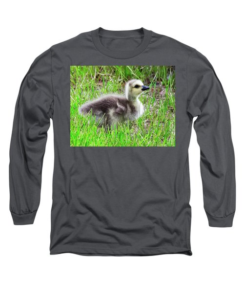 Canada Goose Gosling Long Sleeve T-Shirt