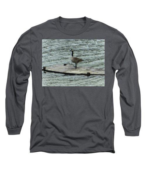 Canada Goose Lake Dock Long Sleeve T-Shirt