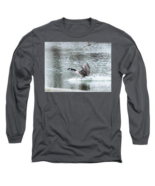 Canada Goose Landing 2 Long Sleeve T-Shirt