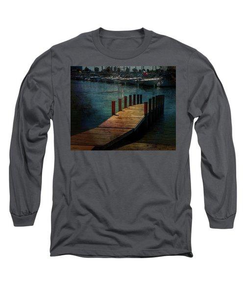 Canalside Long Sleeve T-Shirt