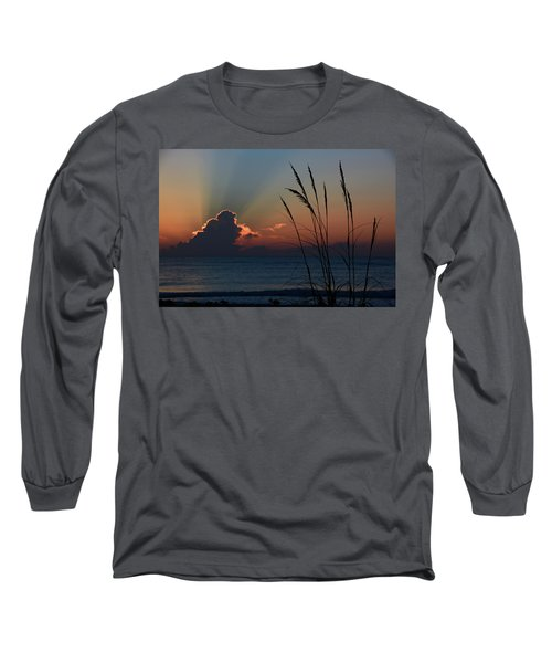 Canaveral Sunrise Long Sleeve T-Shirt