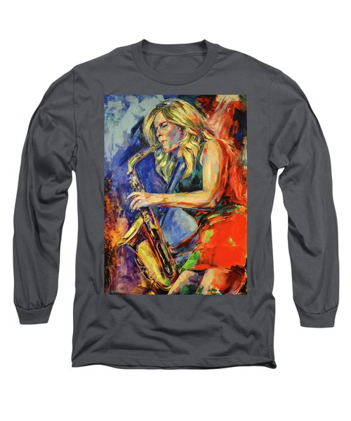 Candy Dulfer, Lily Was Here Long Sleeve T-Shirt
